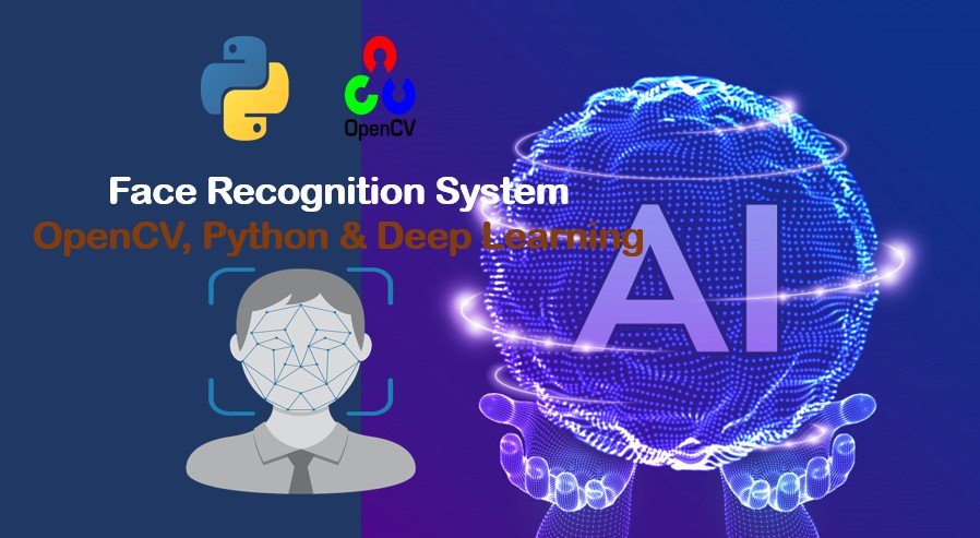 Face Recognition System Using Python, OpenCV, and Deep Learning